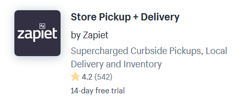 Shopify Apps For Curbside Pickups
