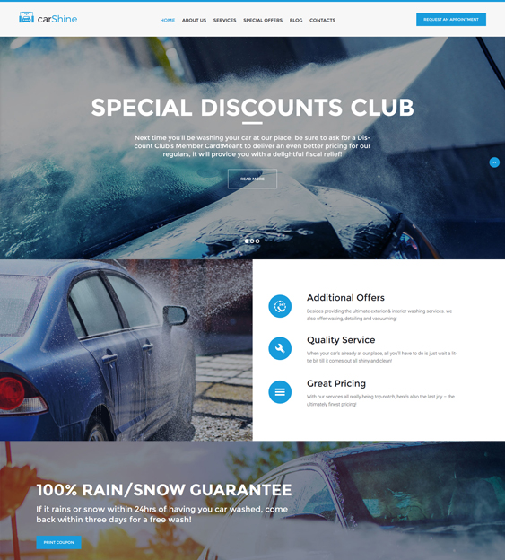 WordPress Themes For Automotive, Car, And Vehicle Websites