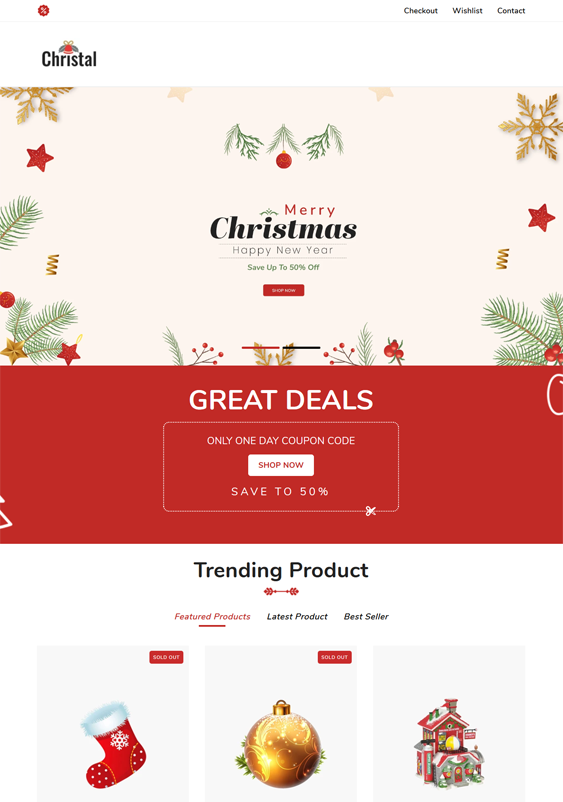 Christmas Shopify Themes