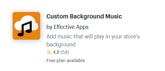 Music Shopify Apps