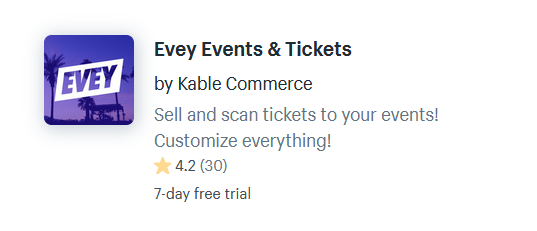 Shopify Apps For Online And Virtual Events