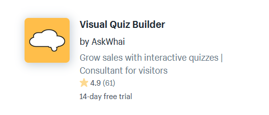 Quiz Shopify Apps And Plugins
