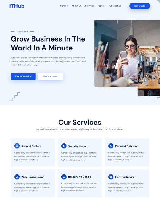 WordPress Themes For IT Solutions And Services