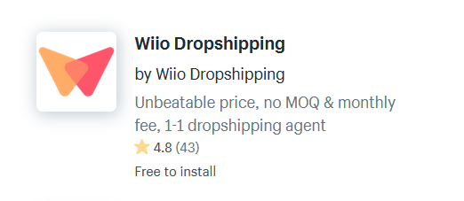 Dropshipping Shopify Apps